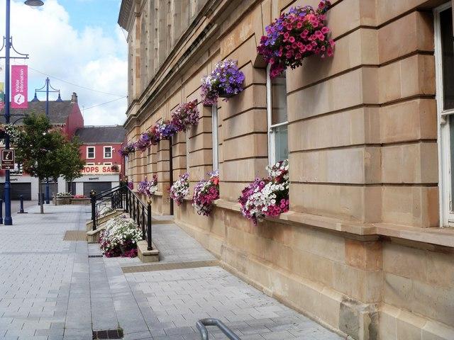 Town Hall [2]
