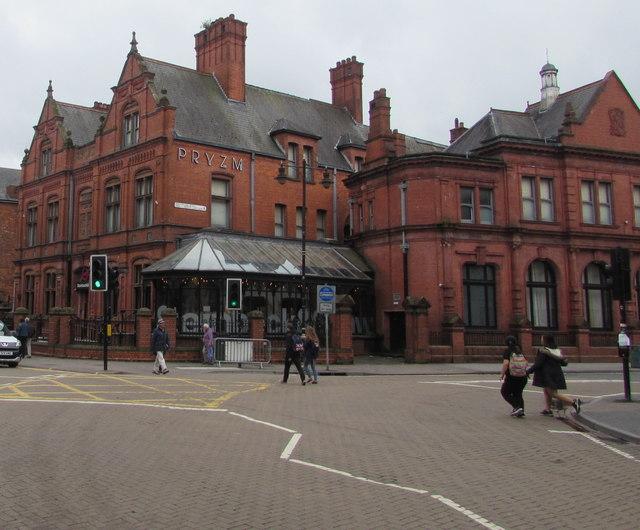 PRYZM, Greyfriars Road, Cardiff