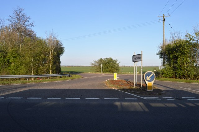 Road to Ivychurch