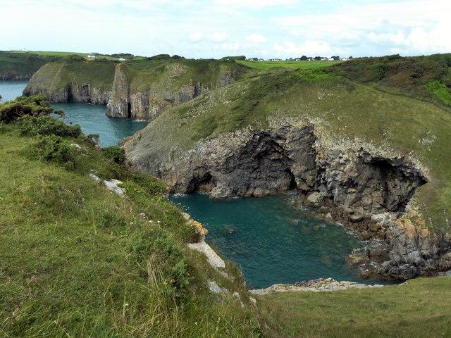 Pembrokeshire Coast, near Skrinkle Haven