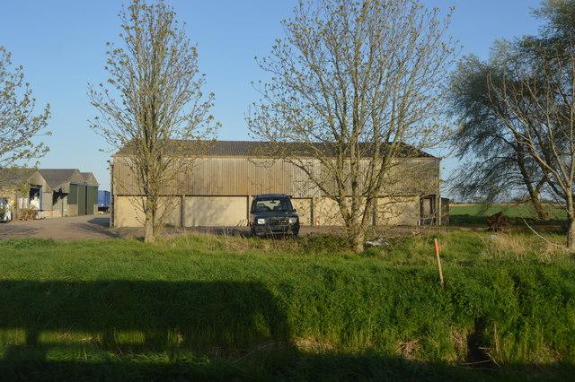 Barn, Ham Lees Farm