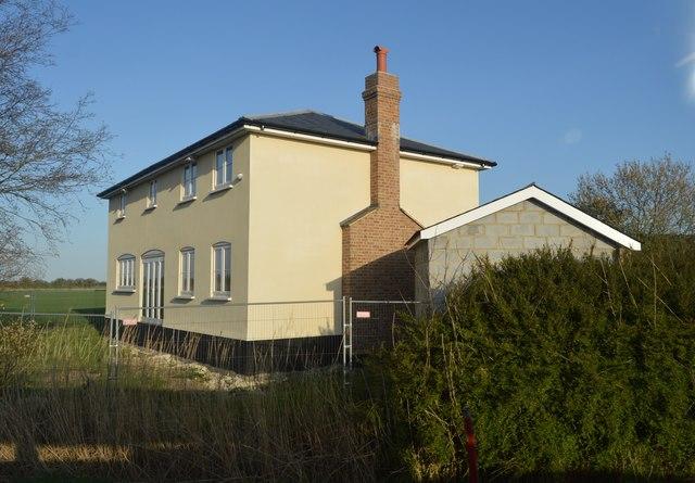 House, Ham Lees Farm