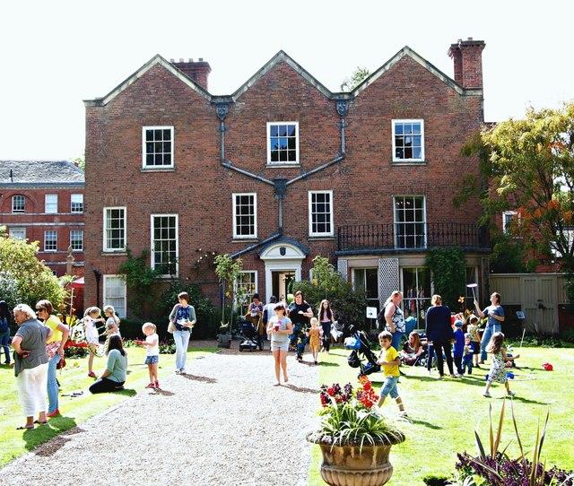 Belgrave Hall, Belgrave Village, Leicester