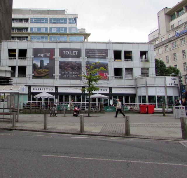 Slug & Lettuce, Cardiff