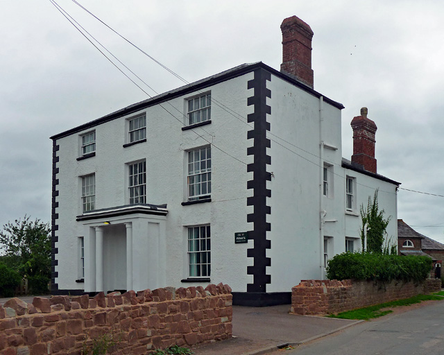 Goodrich Manor, Goodrich