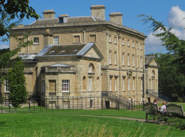Cusworth Hall, near Doncaster