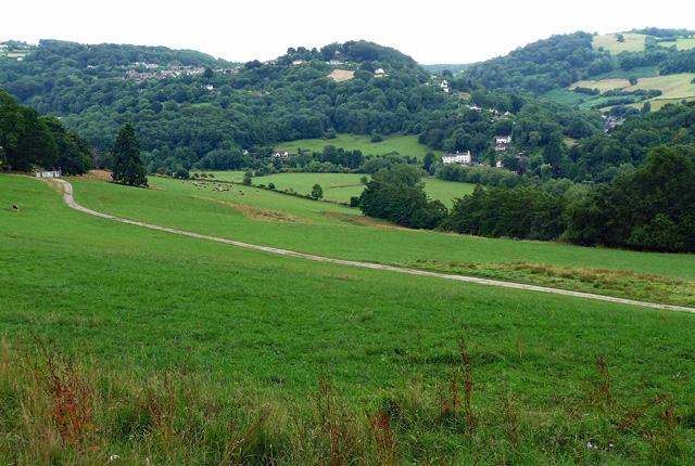 View from Welsh Bicknor