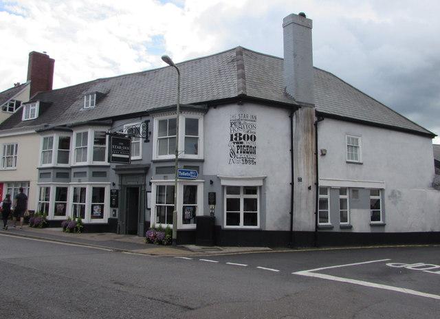 Star Inn, Honiton