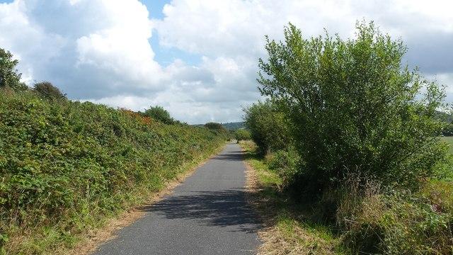 Sustrans cycle path no. 81