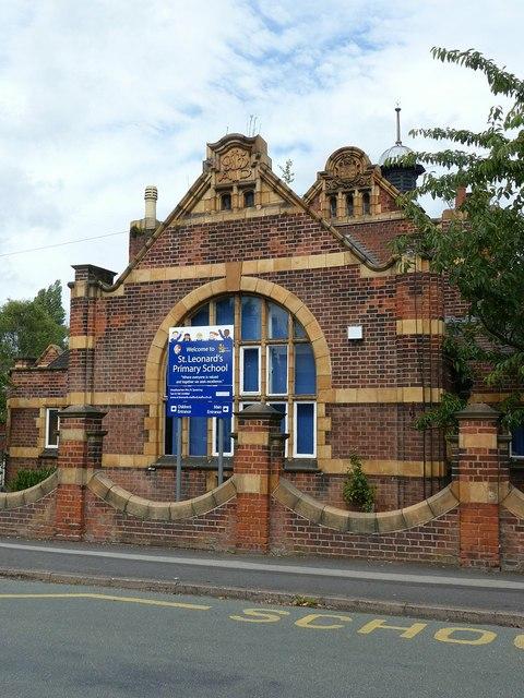 St Leonard's School, Stafford
