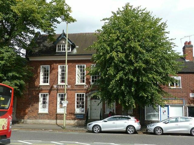 William Salt Library, Eastgate, Stafford