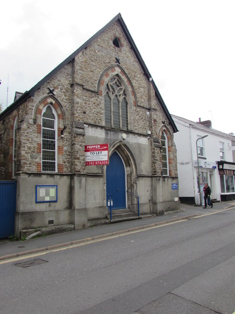 Former Honiton Methodist Church, Honiton