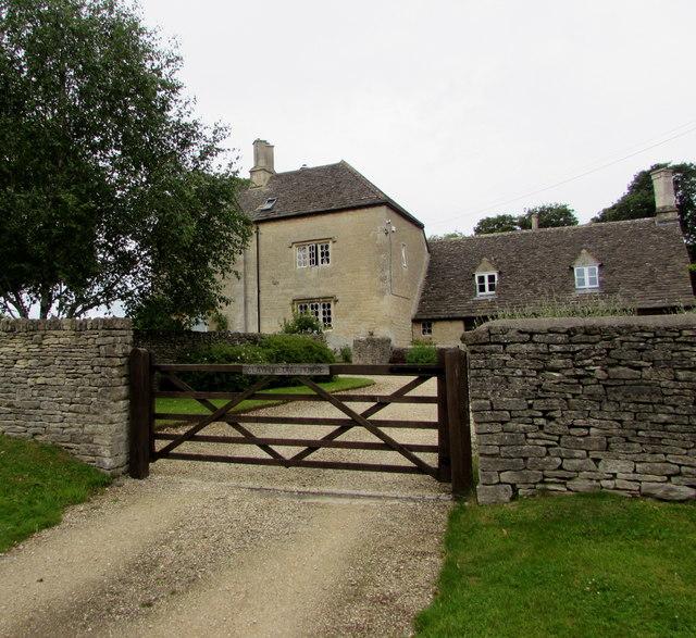 Clayfurlong House, Kemble
