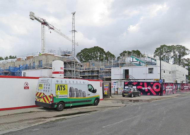 Mill Road: housing development