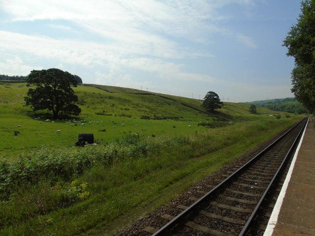Irwell Vale to Holcombe Moor