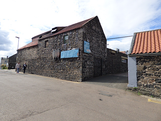Robsons smokehouse, Craster