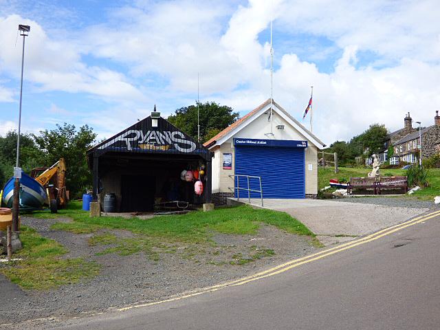 Craster lifeboat station