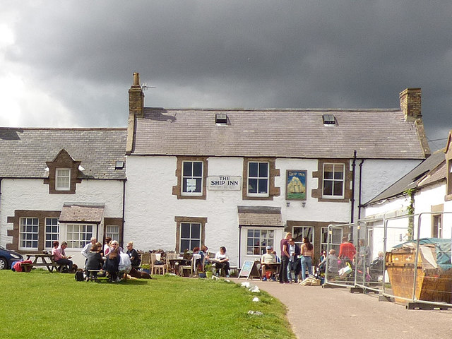 The Ship Inn, Low Newton by the Sea