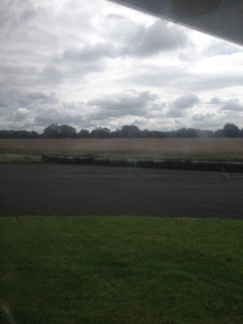 End of the runway - Turkestan