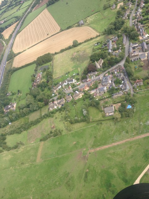 Overflying Whitfield