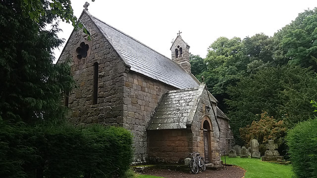 Holy Trinity Chapel, Old Bewick