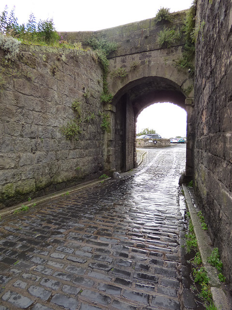 The Shore Gate, Berwick
