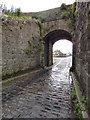 NT9952 : The Shore Gate, Berwick by Stephen Craven