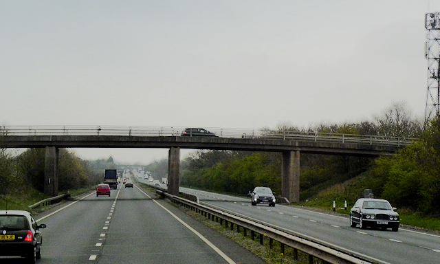 A483, Bridge at Broadoak Crossing