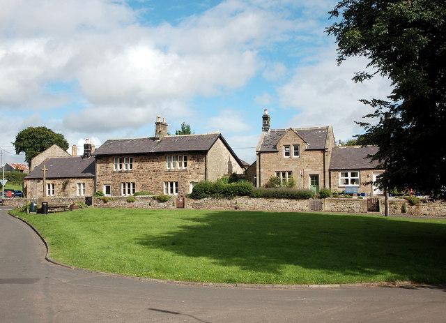 Village green, Chatton
