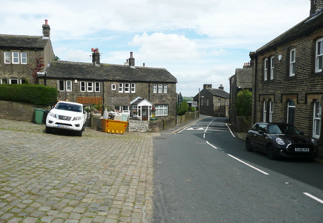 Holme village