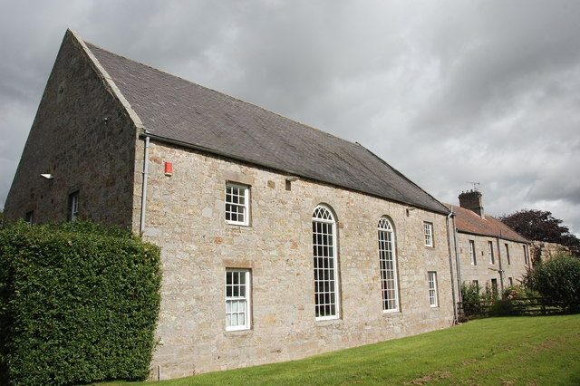 Former Presbyterian church, Etal