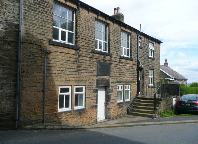 The old school.Holme