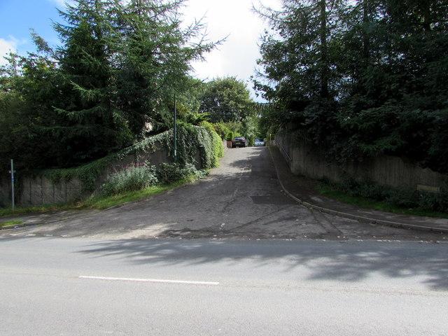 Darren-Felin Road, Brynmawr