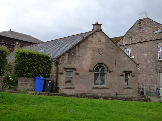 Former church, Bank Hill, Berwick-upon-Tweed