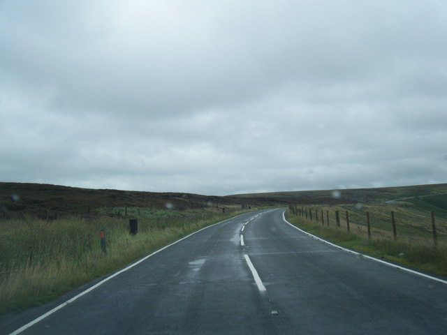 A640 near Blacker Edge