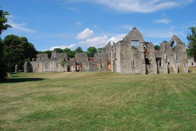Netley Abbey (2)