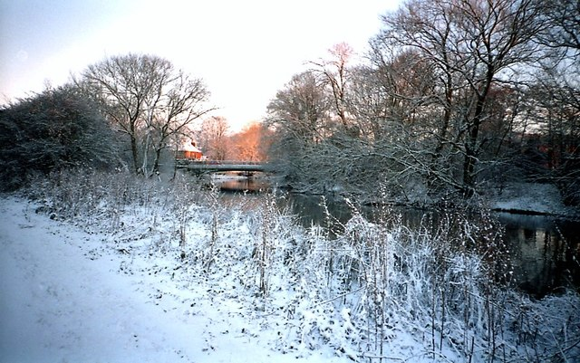Loddon Bridge Earley