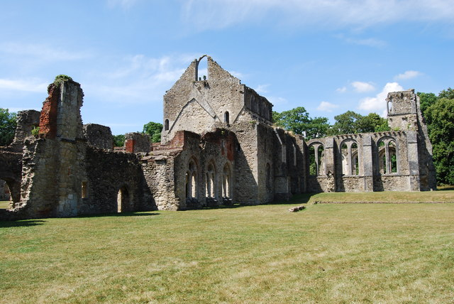 Netley Abbey (3)