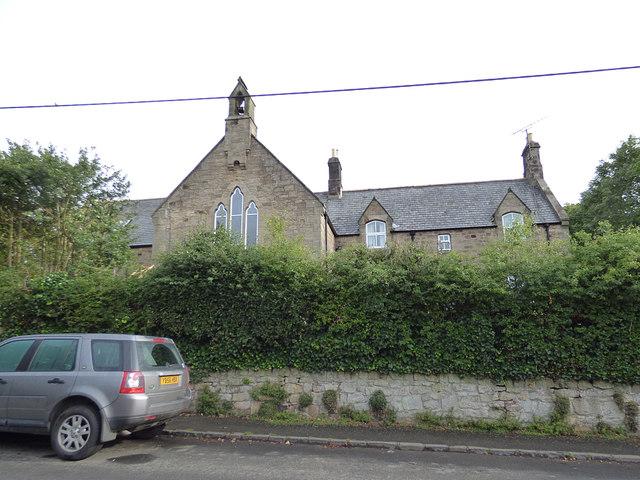 Former village school, Eglingham