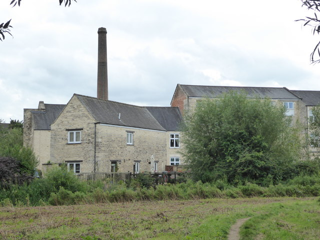 Former Woodford Mill, Witney
