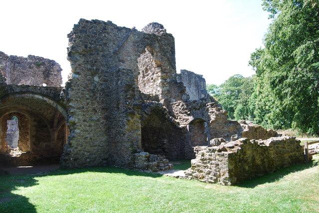 Netley Abbey (5)