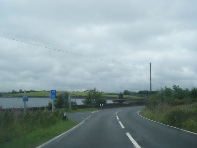 B6114 at Ringstone Edge Reservoir