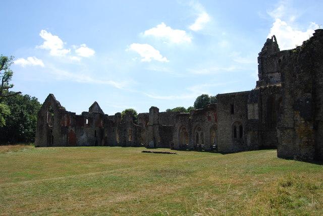 Netley Abbey (8)