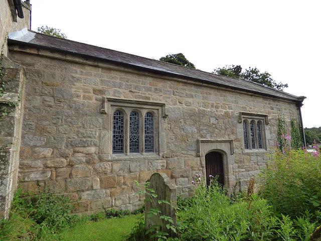 St Maurice, Eglingham - chancel