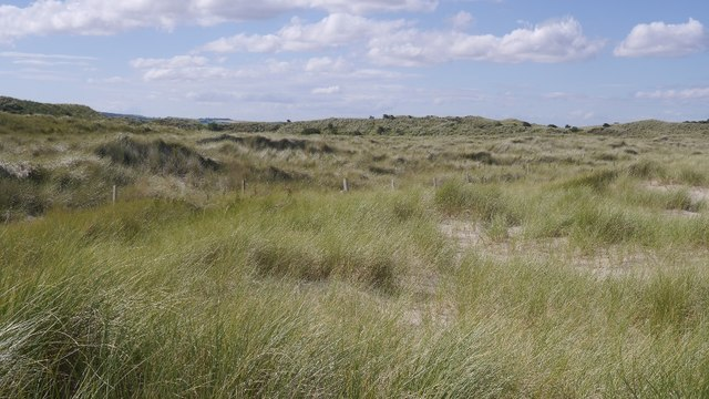 Dunes, Ross Bank Sands