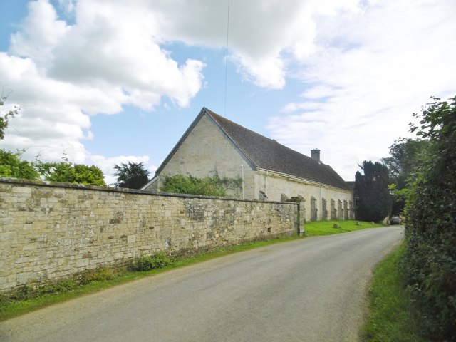 Hinton St Mary, stable block