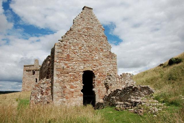 Annex to Crichton Castle