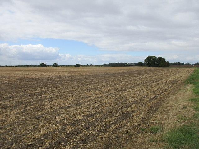 View towards Stillmeadow Farm
