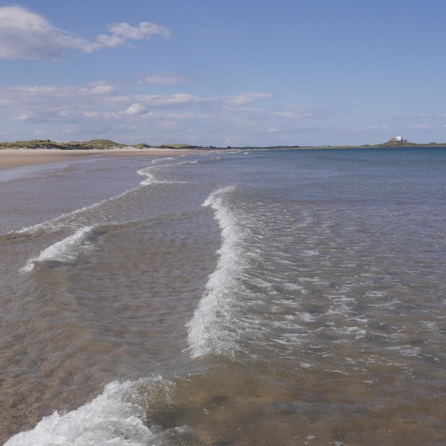 Small waves, Back Ross Sands