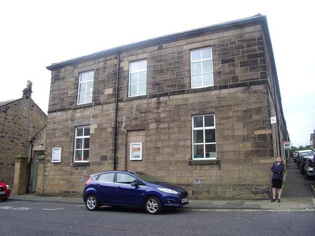 Alnwick Baptist Church, Lisburn Street